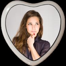 Ceramica inima